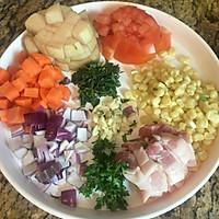去渔人码头必点的蟹肉浓汤的做法图解1