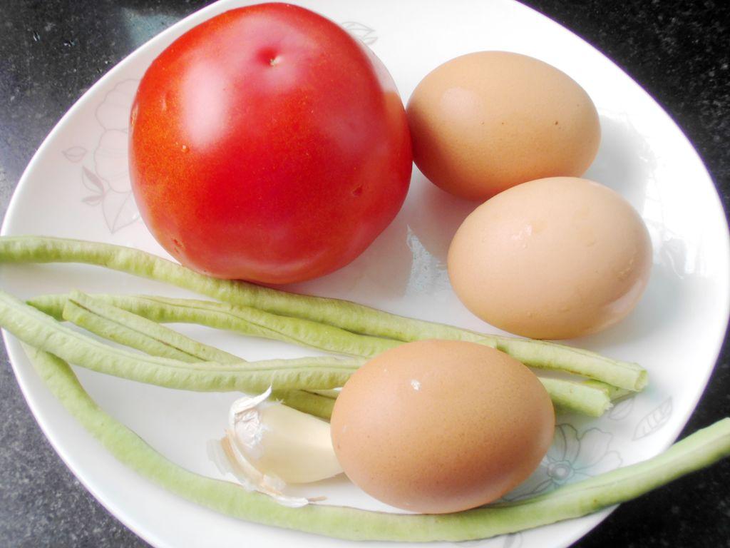 全民赛西红柿炒鸡蛋#-番茄炒鸡蛋的做法步骤