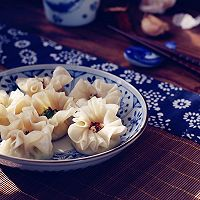 磷虾萝卜烧麦#柏翠辅食节—营养佐餐#