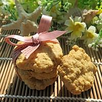 浓香酥松燕麦椰蓉饼干