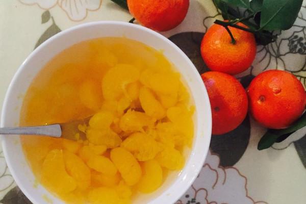 橘子罐头的做法_【图解】橘子罐头怎么做如何做好吃