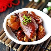 【发财就手】红烧猪蹄#盛年锦食.忆年味#