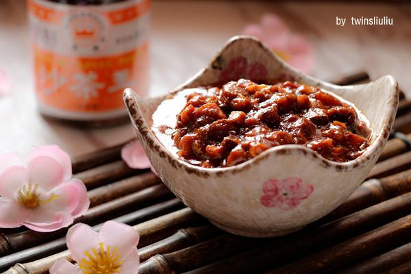 酱料DIY|潮汕沙茶蘑菇酱