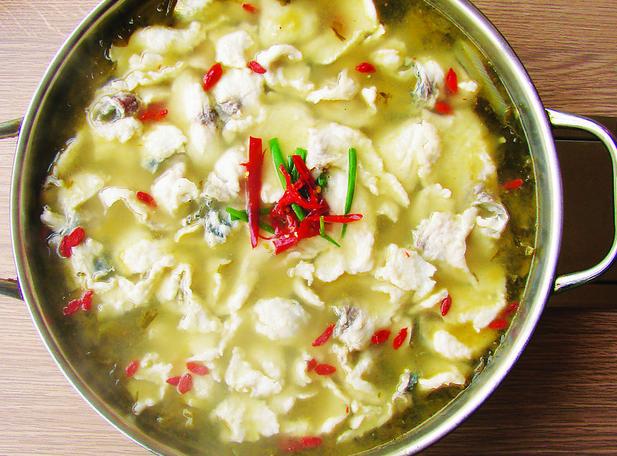 酸菜鱼的做法_【图解】酸菜鱼怎么做好吃_暖暖_家常
