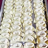 香菇白菜猪肉馅儿饺子/馄饨