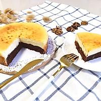 浓情布朗尼芝士蛋糕#KitchenAid的美食故事#