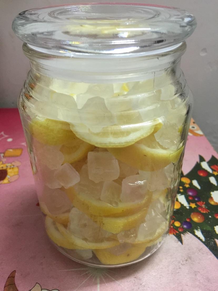 冰糖柠檬的做法步骤