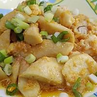 简单快手:炒鸡下饭的金沙蛋黄杏鲍菇
