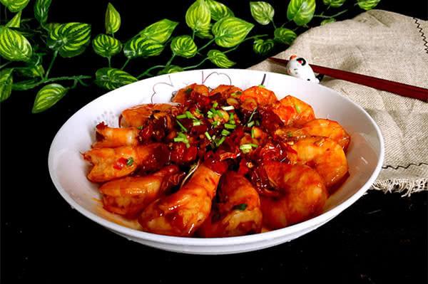 豆瓣大虾#金龙鱼外婆乡小榨菜籽油 最强家乡菜#的做法