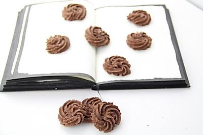 经典巧克力曲奇