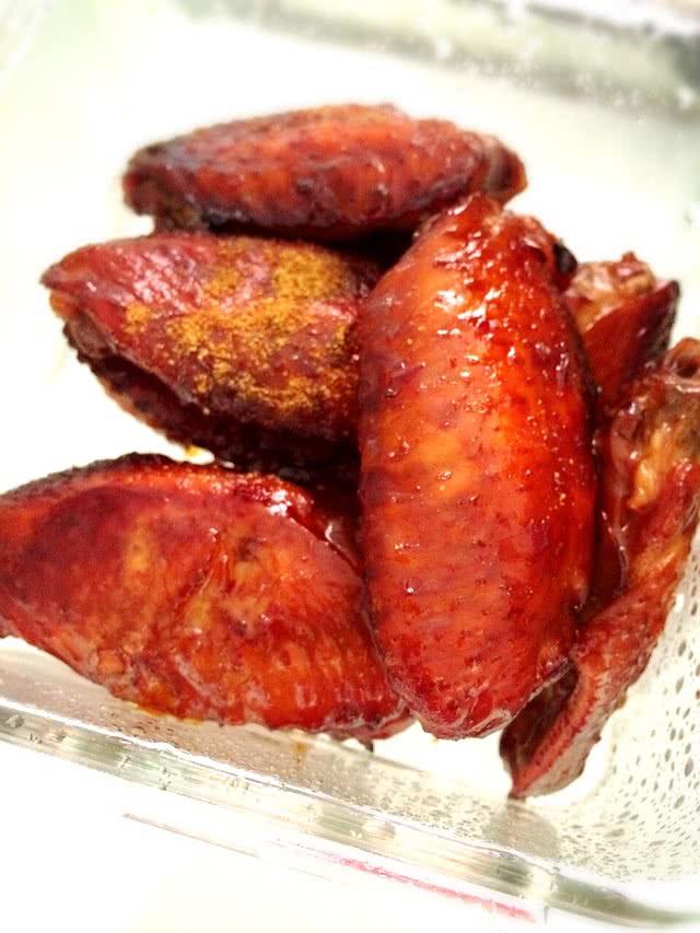 安吉拉/安吉拉蜜汁烤翅