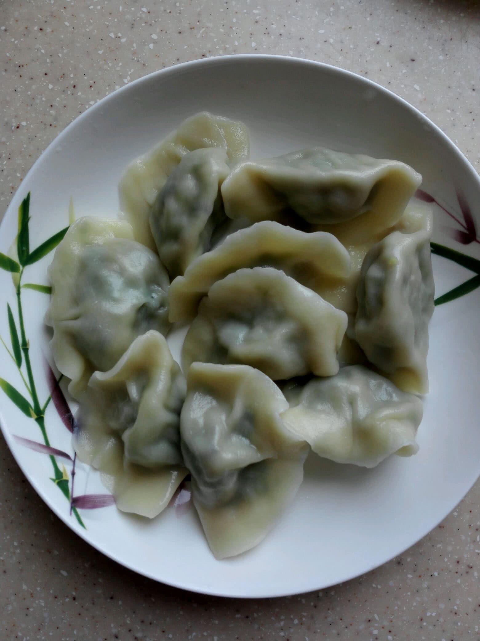 青椒饺子的做法_【图解】青椒饺子怎么做如何做好吃