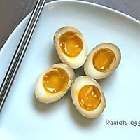 日式拉面蛋