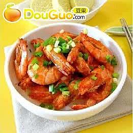 葱姜虾的做法
