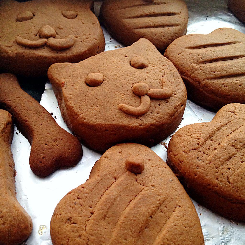 巧克力卡通饼干的做法图解14