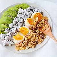 营养快手早餐之彩虹沙拉-首农宝宝蛋试吃