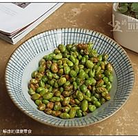 盐炸黄豆:解馋的健康零食