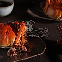 【慢氏秘制花雕熟醉蟹】几十次的试验 终于破解红透的熟醉蟹
