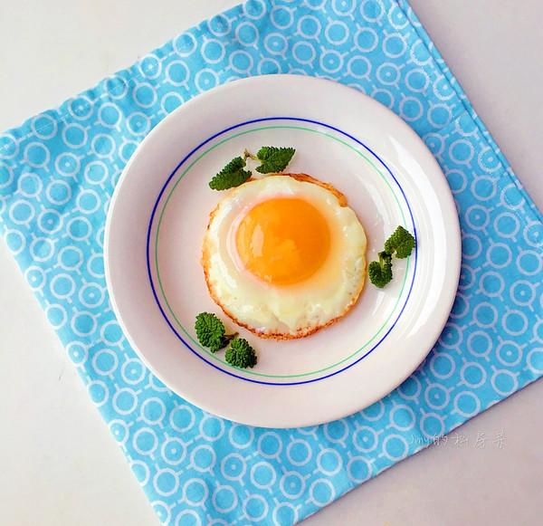 一枚带有温度的煎蛋