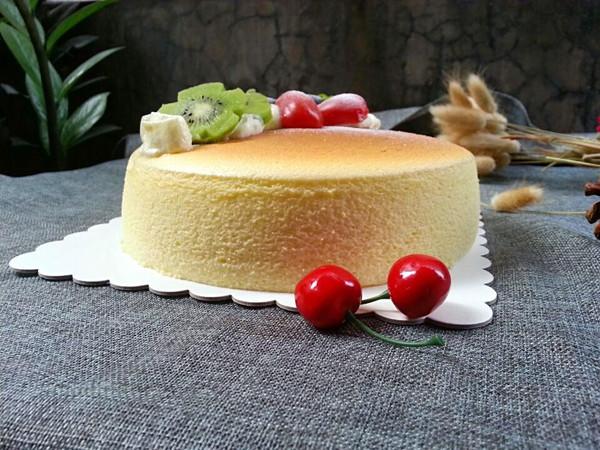 无油低卡酸奶蛋糕(仿轻酪乳)——第二届烘焙大赛获奖作品