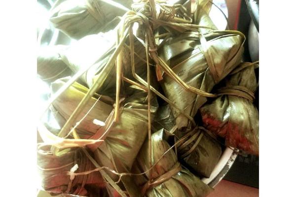 包粽子--潮汕人喜欢的口味