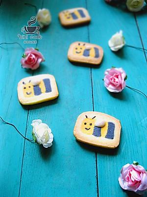 九阳烘焙剧场#烤箱试用#小蜜蜂卡通饼干的全部作品