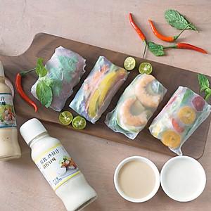 越南春卷-丘比沙拉汁