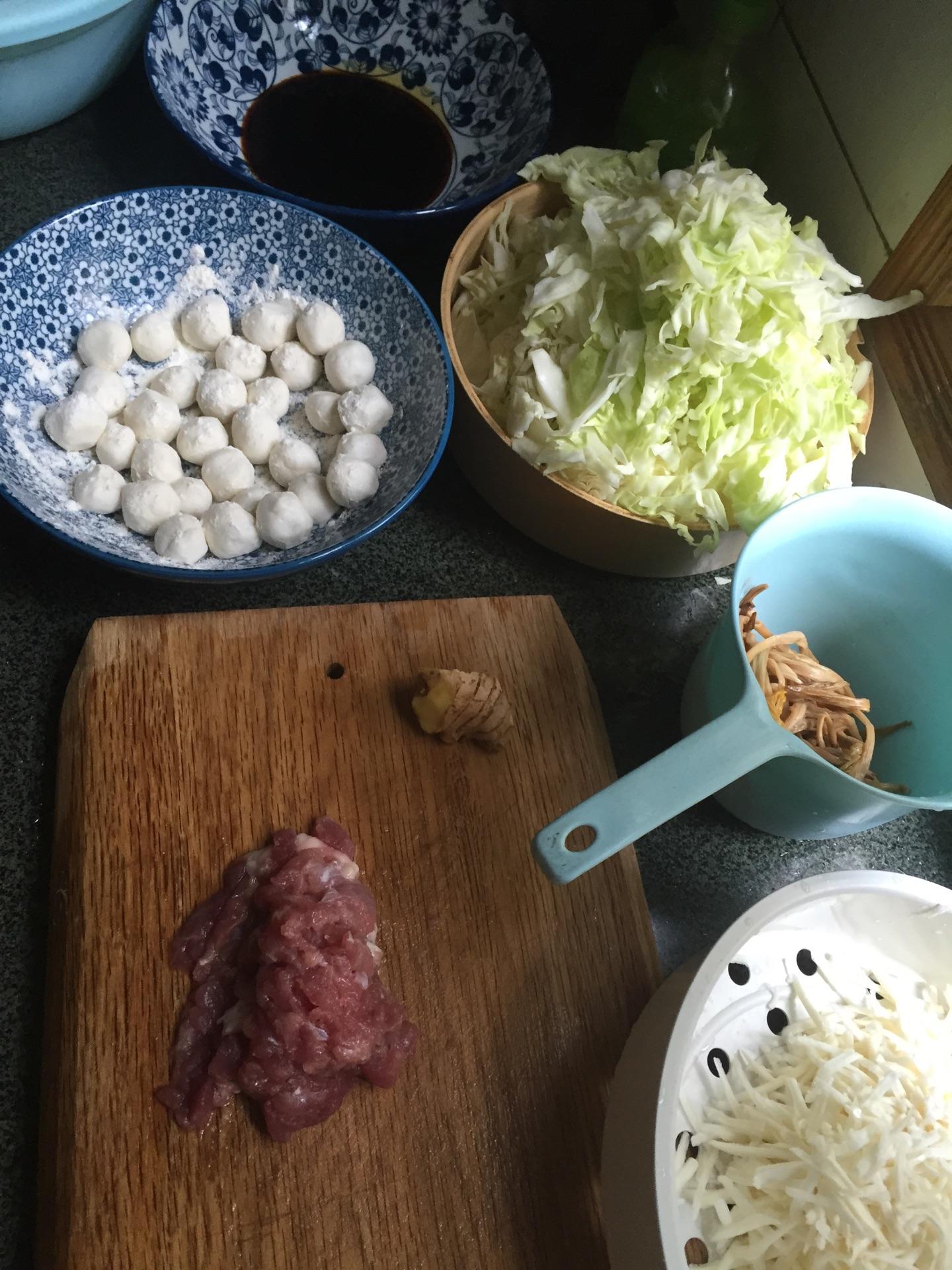 炒糯米圆子