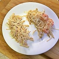 低脂鸡丝拌魔芋丝(我的减肥餐)的做法图解4