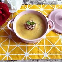 玉米牛肉浓汤