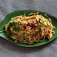 豆腐做的菜有一万种可能----开胃菜香辣豆腐皮