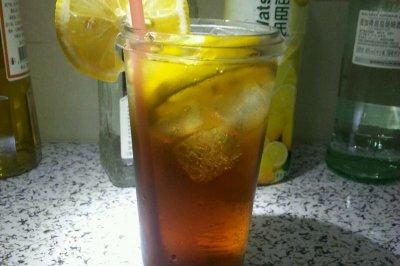 长岛冰茶 鸡尾酒
