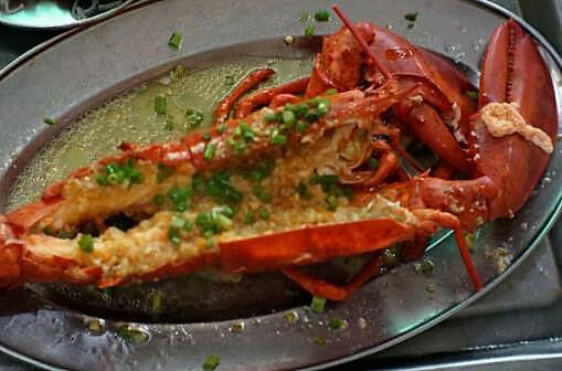 清蒸大龙虾的做法 清蒸大龙虾怎么做如何做好吃 清蒸大龙虾家常做法大全 唯爱永生难忘 豆果美食