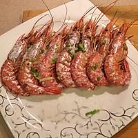 盐焗阿根廷红虾