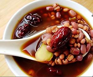 瘦身减肥养生美容红豆汤  月瘦20斤【图片】