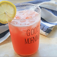 夏日冷饮——西瓜蜂蜜冰