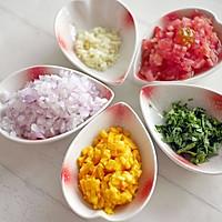 香煎鸡胸肉配芒果莎莎酱#Gallo橄露橄榄油#的做法图解2
