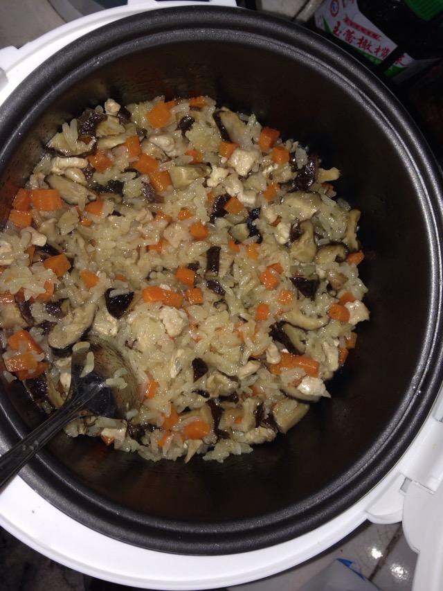 糯米饭的做法_【图解】糯米饭怎么做好吃_慧姑娘_家常