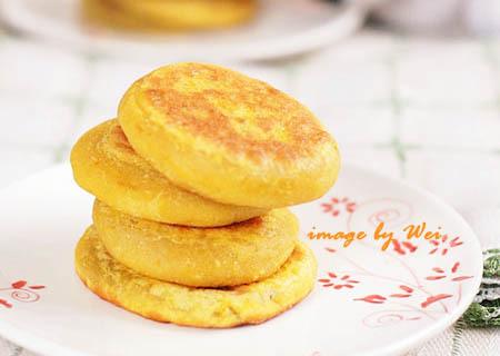 黄金饼的做法_【图解】黄金饼怎么做好吃_快乐的味道