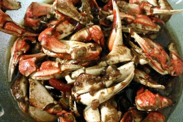 秘制蟹钳的做法_【图解】秘制蟹钳怎么做如何做好吃