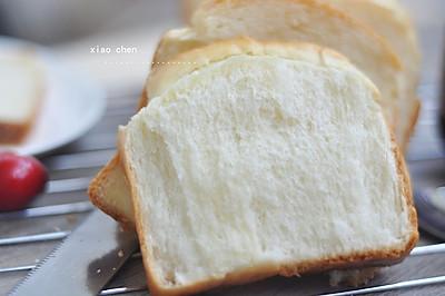 奶香土司———第一次手揉出膜