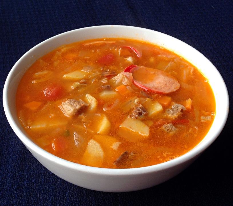 罗宋汤_浓汤宝海派罗宋汤的做法_【图解】浓汤宝海派罗宋汤怎么做如何