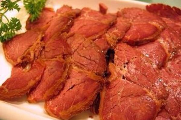 酱鹿肉的做法