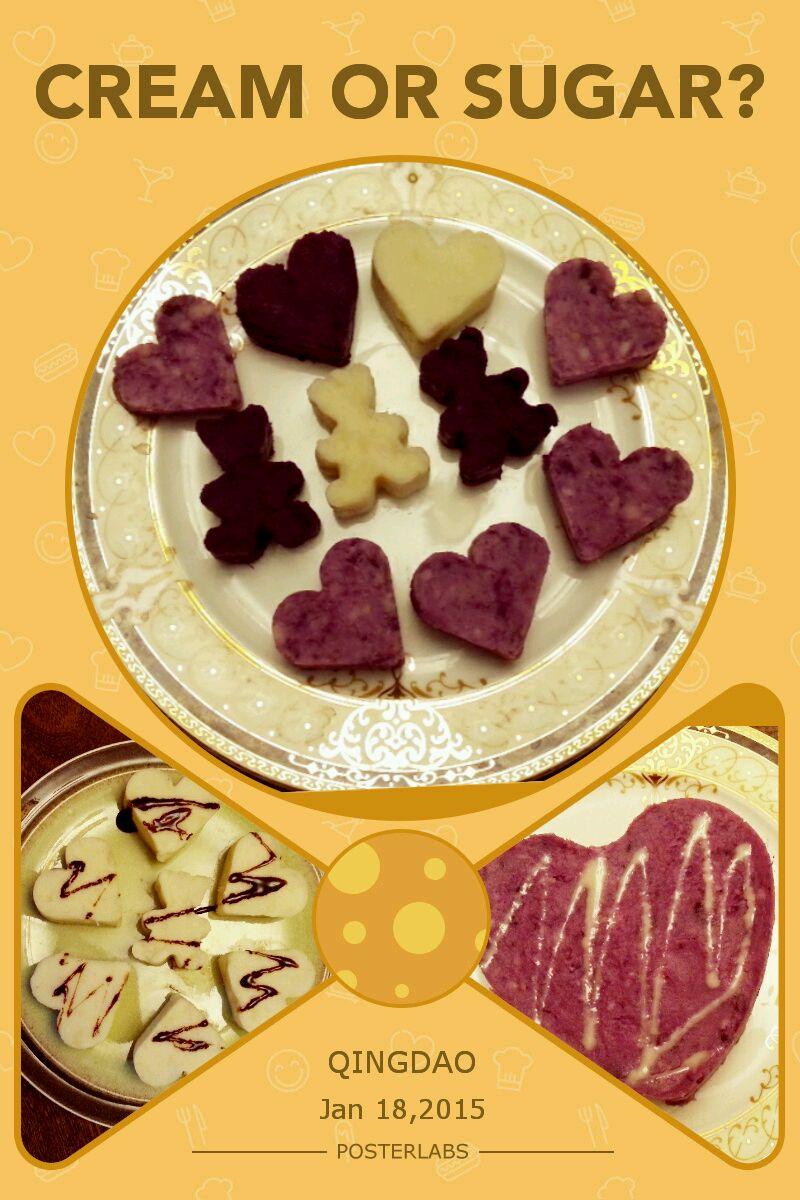 中式甜点,健康又天然的做法步骤 2.