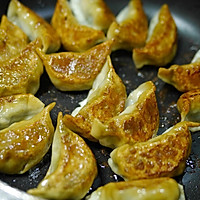 西洋菜香菇猪肉饺【私房菜】的做法图解8