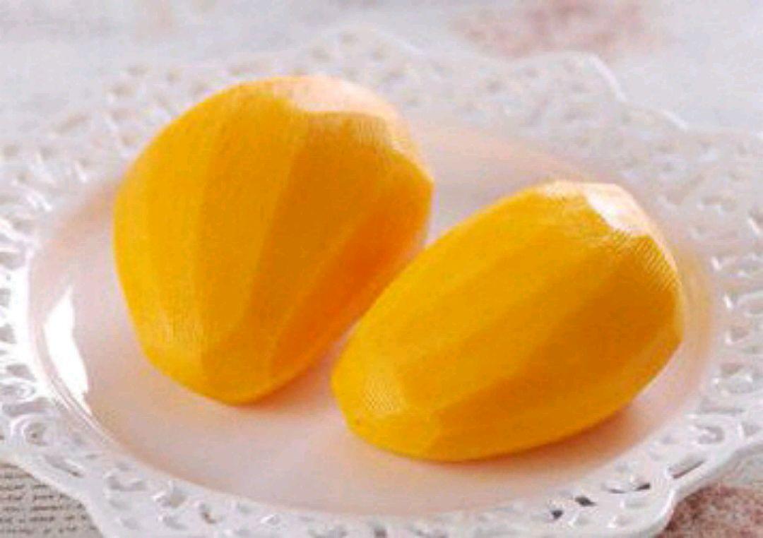 芒果鸡丁的做法步骤 3.