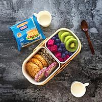 芝心南瓜饼VS芝心紫薯饼