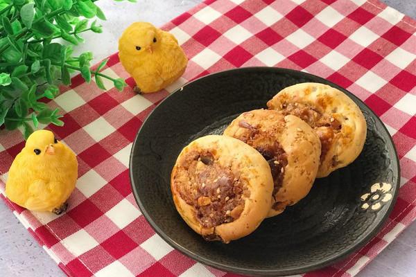 家乡特色 甘香酥脆小凤饼(广州鸡仔饼)的做法