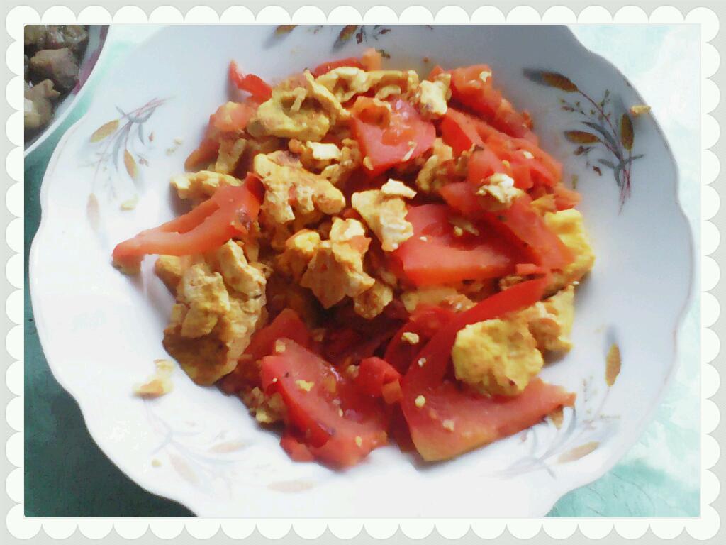 西红柿炒蛋的做法_【图解】西红柿炒蛋怎么做如何做