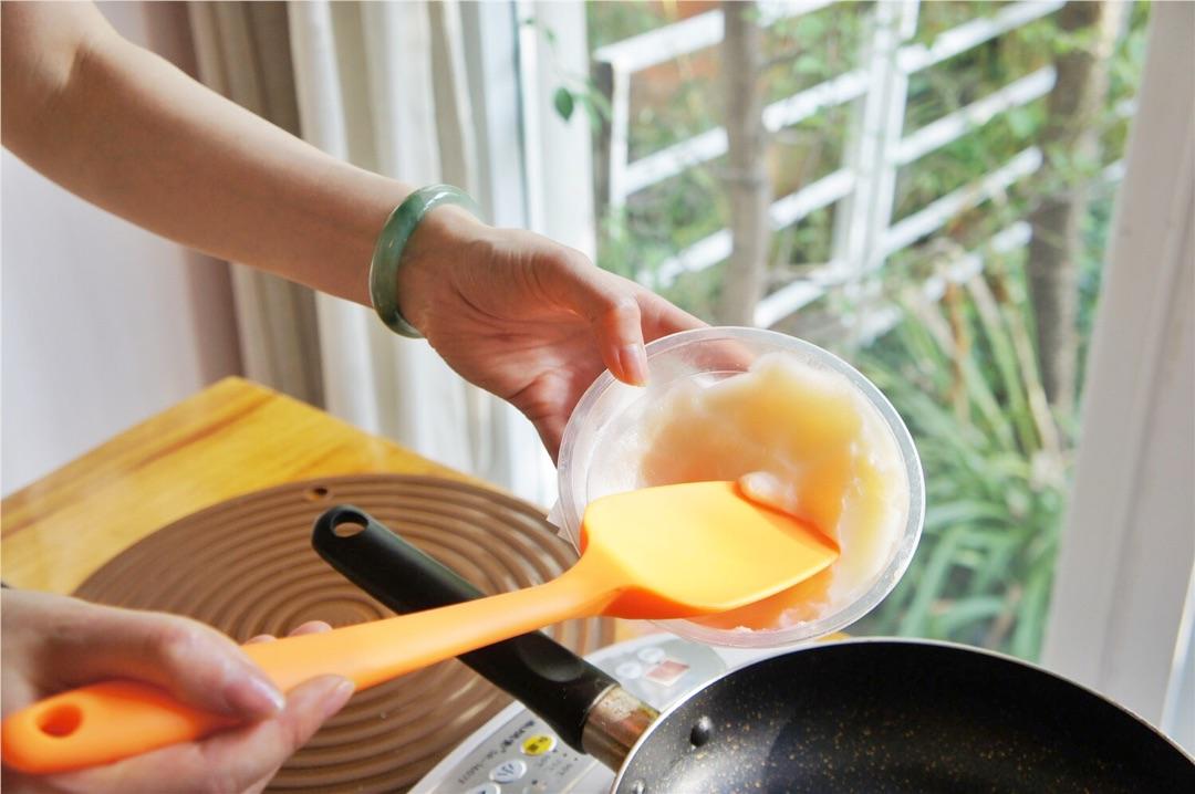 炒笋,炒笋,炒笋,要用动物油比较香!